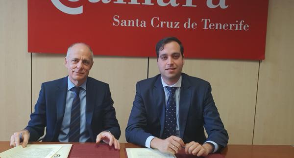 La Cámara de Comercio de Tenerife promueve la primera Escuela de Negocios Marítima y Portuaria online