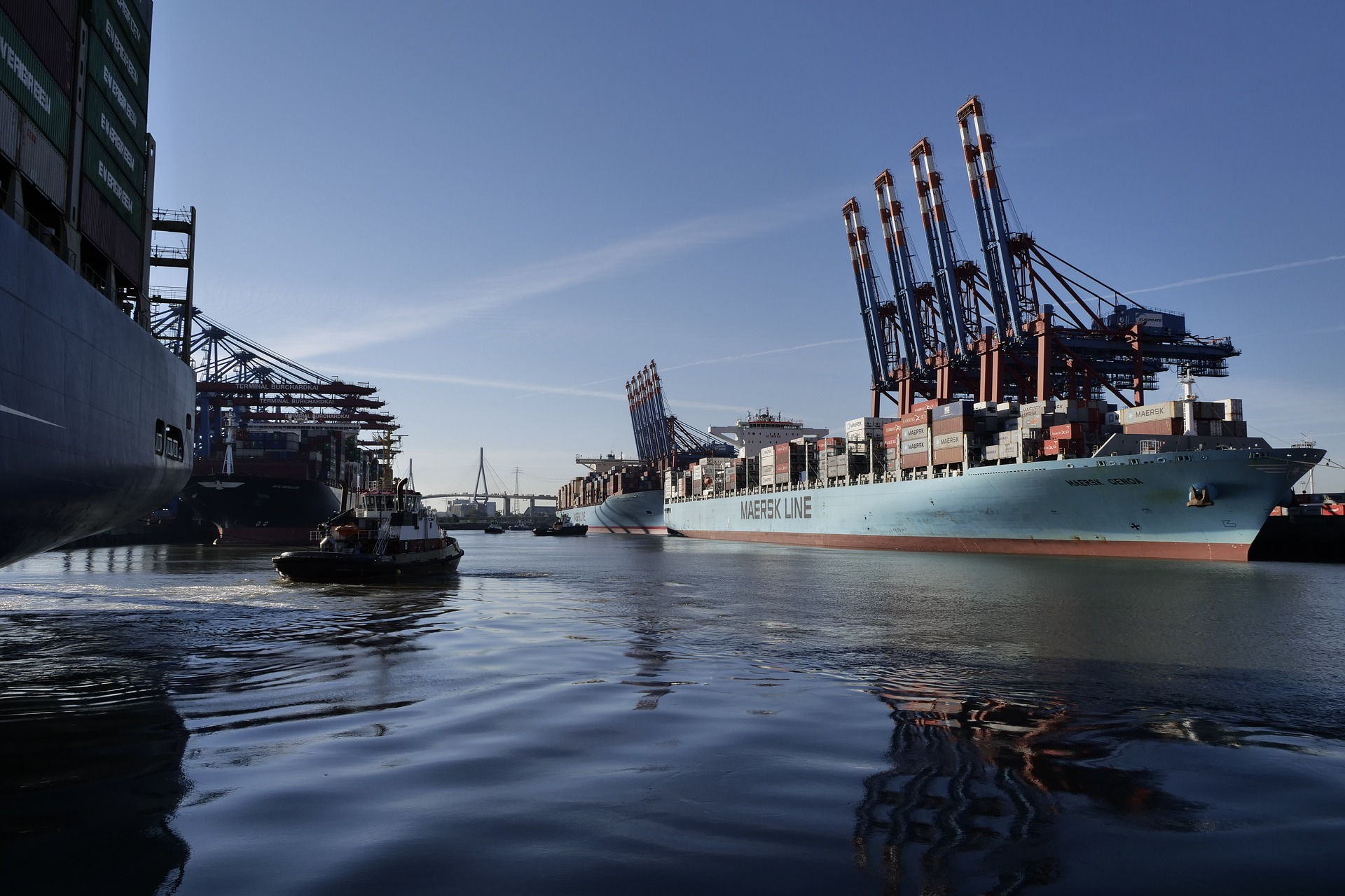 Maersk invests in digital freight forwarder FreightHub