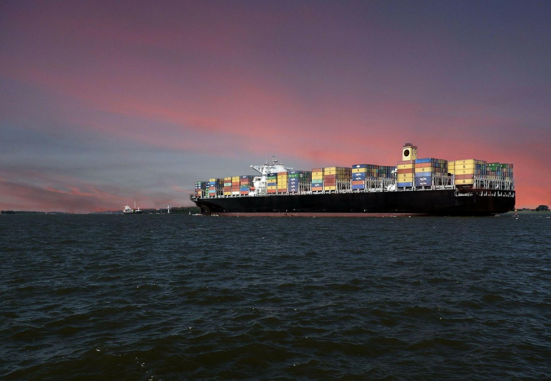 Principales rutas marítimas del comercio internacional