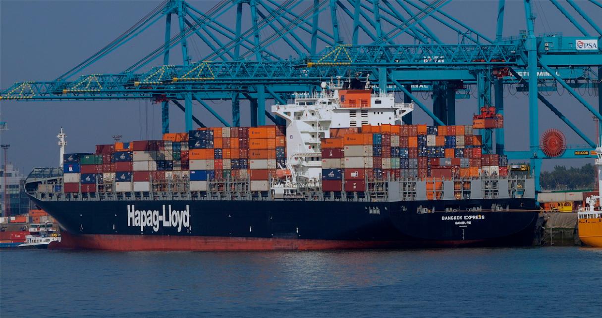 Hapag-Lloyd apuesta por las ventas online en logística