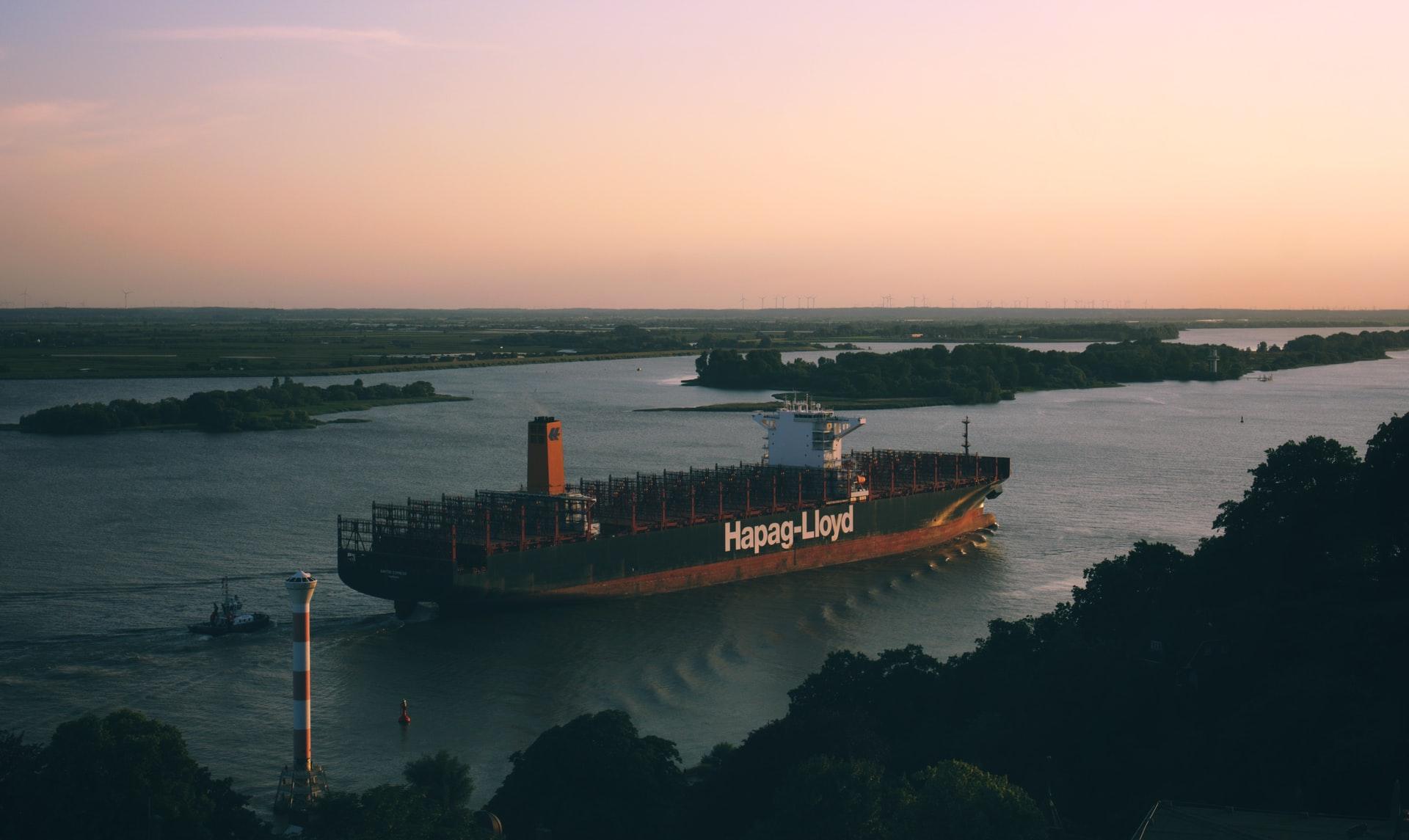 La integración de sistemas en la logística marítima