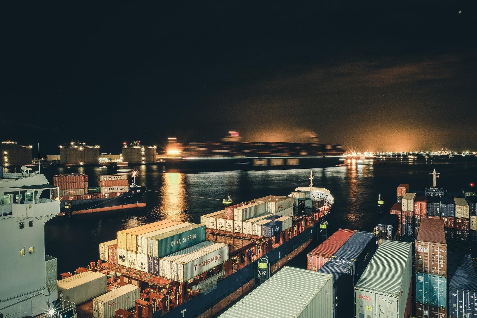 Top 5 rutas marítimas más buscadas por los transitarios